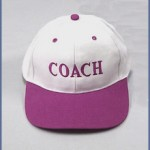 Red-and-White-Coach-Hats